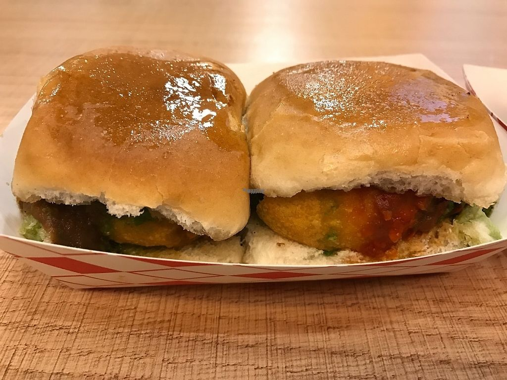 "Photo of Namaste Veg Kitchen   by <a href=""/members/profile/Tigra220"">Tigra220</a> <br/>Vada Pav <br/> December 28, 2016  - <a href='/contact/abuse/image/84063/205450'>Report</a>"