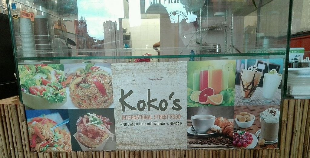 """Photo of Koko's International Street Food  by <a href=""""/members/profile/MartinaA."""">MartinaA.</a> <br/>Koko's <br/> March 19, 2018  - <a href='/contact/abuse/image/84068/372830'>Report</a>"""