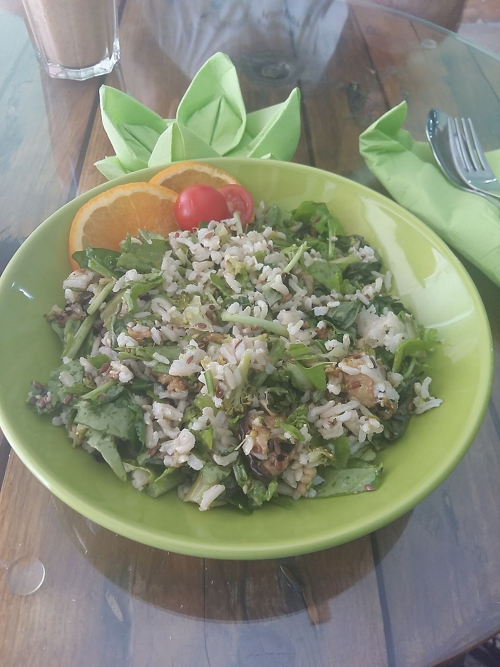 "Photo of GreenMood  by <a href=""/members/profile/ninaframbuesa"">ninaframbuesa</a> <br/>Bowl with brown rice <br/> August 5, 2017  - <a href='/contact/abuse/image/84080/289258'>Report</a>"