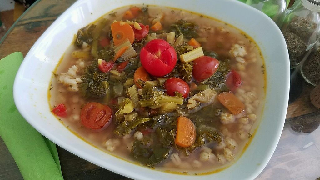"Photo of GreenMood  by <a href=""/members/profile/eric"">eric</a> <br/>soup of the day <br/> October 6, 2017  - <a href='/contact/abuse/image/84080/312286'>Report</a>"