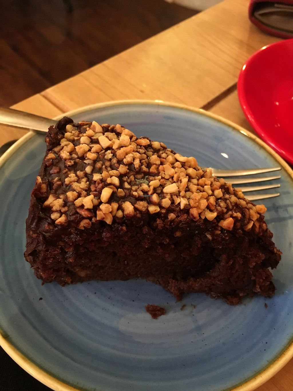 """Photo of Cascara  by <a href=""""/members/profile/clap"""">clap</a> <br/>Amazing chocolate cake in a very nice place  <br/> March 22, 2018  - <a href='/contact/abuse/image/84081/374388'>Report</a>"""