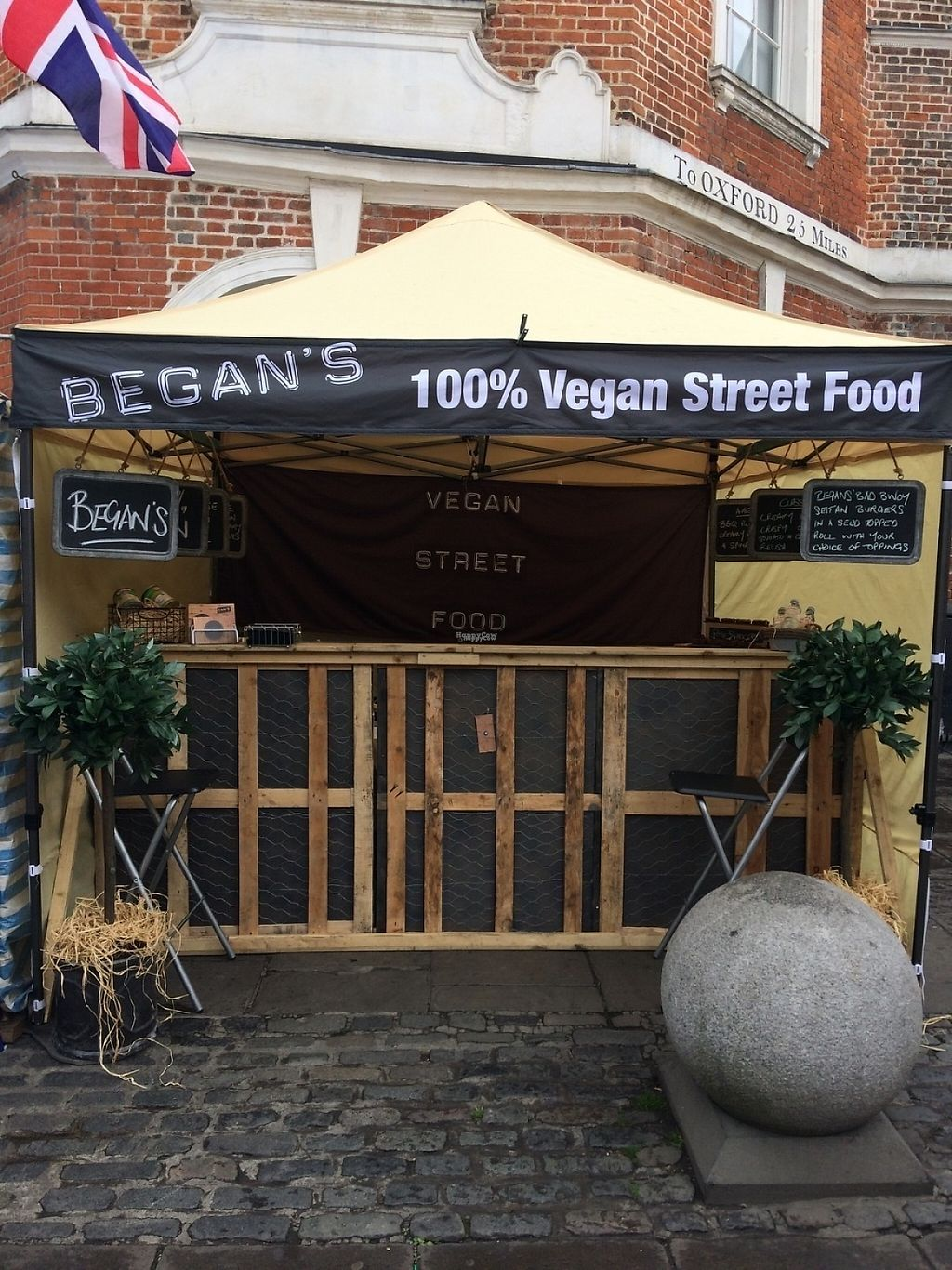 """Photo of Began's - Food Stall  by <a href=""""/members/profile/RebeccaJean-Baptiste"""">RebeccaJean-Baptiste</a> <br/>Stall <br/> April 30, 2017  - <a href='/contact/abuse/image/84084/254083'>Report</a>"""