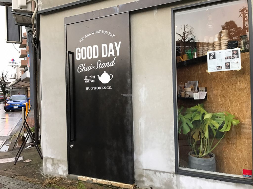 """Photo of CLOSED: Good Day Chai Stand  by <a href=""""/members/profile/pammkins"""">pammkins</a> <br/>Outside <br/> December 17, 2016  - <a href='/contact/abuse/image/84095/202351'>Report</a>"""