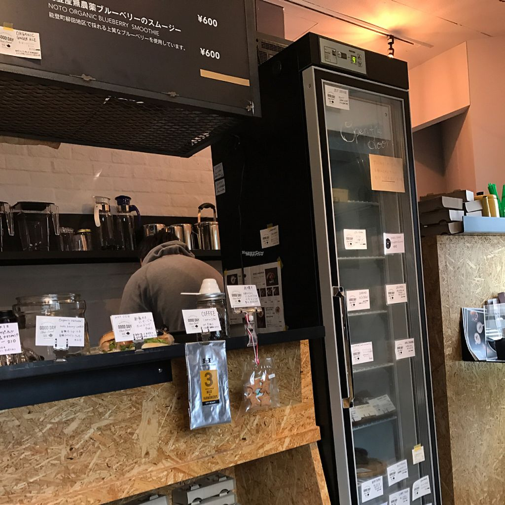 """Photo of CLOSED: Good Day Chai Stand  by <a href=""""/members/profile/pammkins"""">pammkins</a> <br/>Small space! <br/> December 17, 2016  - <a href='/contact/abuse/image/84095/202352'>Report</a>"""