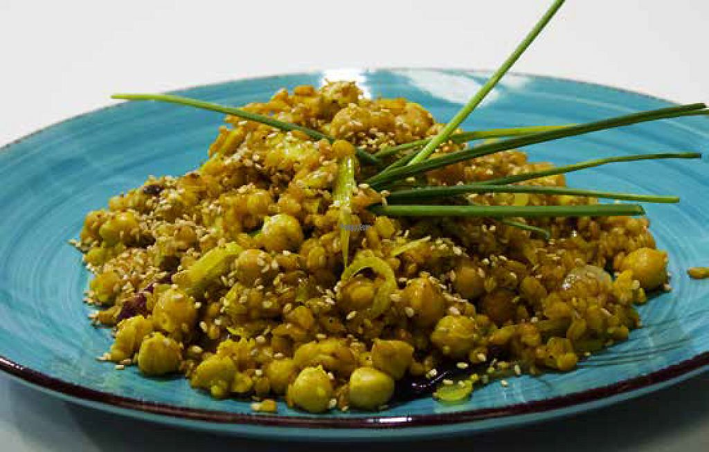 """Photo of MelaVerdeBio  by <a href=""""/members/profile/community"""">community</a> <br/>chickpea salad <br/> March 4, 2017  - <a href='/contact/abuse/image/84100/232413'>Report</a>"""