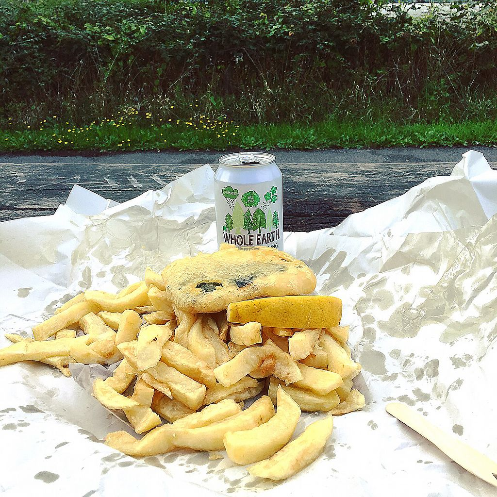 "Photo of Matter Fastfoods  by <a href=""/members/profile/ClareKnighton"">ClareKnighton</a> <br/>Tofish and chips! <br/> September 29, 2017  - <a href='/contact/abuse/image/84102/309628'>Report</a>"