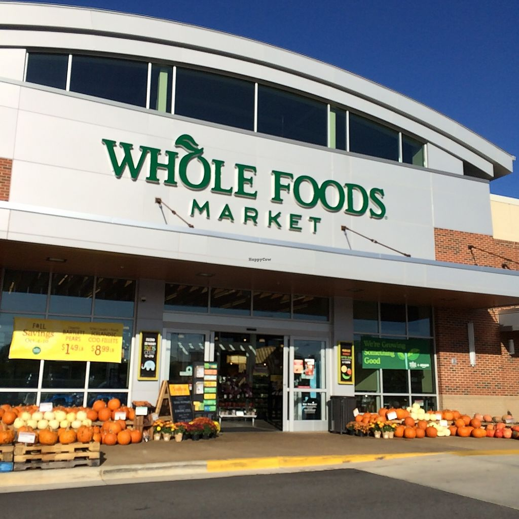 """Photo of Whole Foods Market   by <a href=""""/members/profile/KatieBush"""">KatieBush</a> <br/>  <br/> October 6, 2017  - <a href='/contact/abuse/image/84128/312310'>Report</a>"""