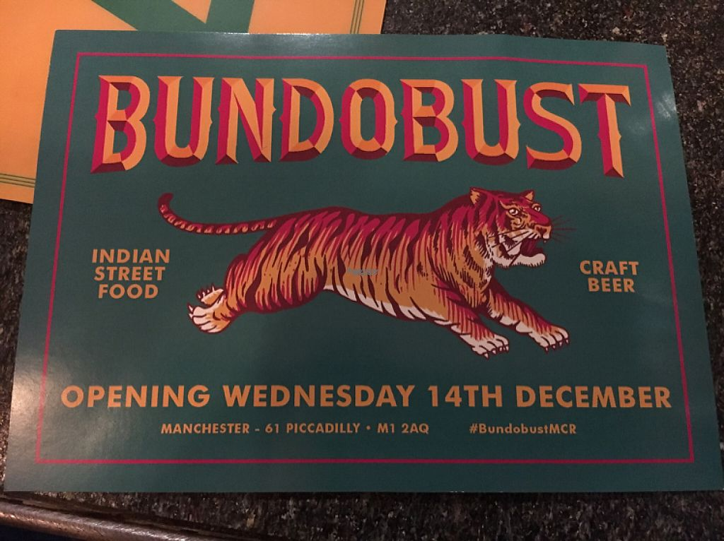 """Photo of Bundobust  by <a href=""""/members/profile/hack_man"""">hack_man</a> <br/>flyer  <br/> December 19, 2016  - <a href='/contact/abuse/image/84132/203045'>Report</a>"""