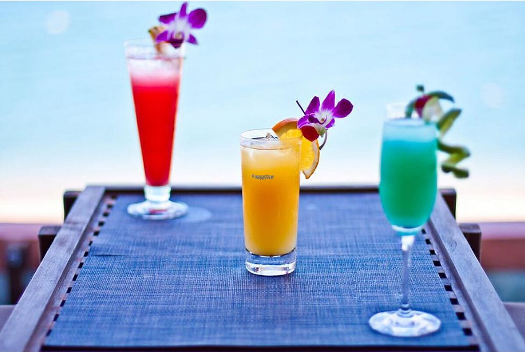 """Photo of H Bistro - Hansar Samui Resort  by <a href=""""/members/profile/community"""">community</a> <br/>Juices <br/> March 9, 2017  - <a href='/contact/abuse/image/84134/234446'>Report</a>"""