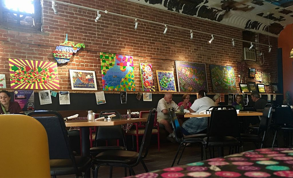 """Photo of Bluegrass Kitchen  by <a href=""""/members/profile/T.j.Witten"""">T.j.Witten</a> <br/>View inside the restaurant <br/> July 26, 2017  - <a href='/contact/abuse/image/8413/285321'>Report</a>"""