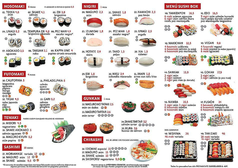 """Photo of Yakenpon  by <a href=""""/members/profile/martinicontomate"""">martinicontomate</a> <br/>Menu 1 - vegan options labelled as VG <br/> June 17, 2017  - <a href='/contact/abuse/image/84143/270109'>Report</a>"""