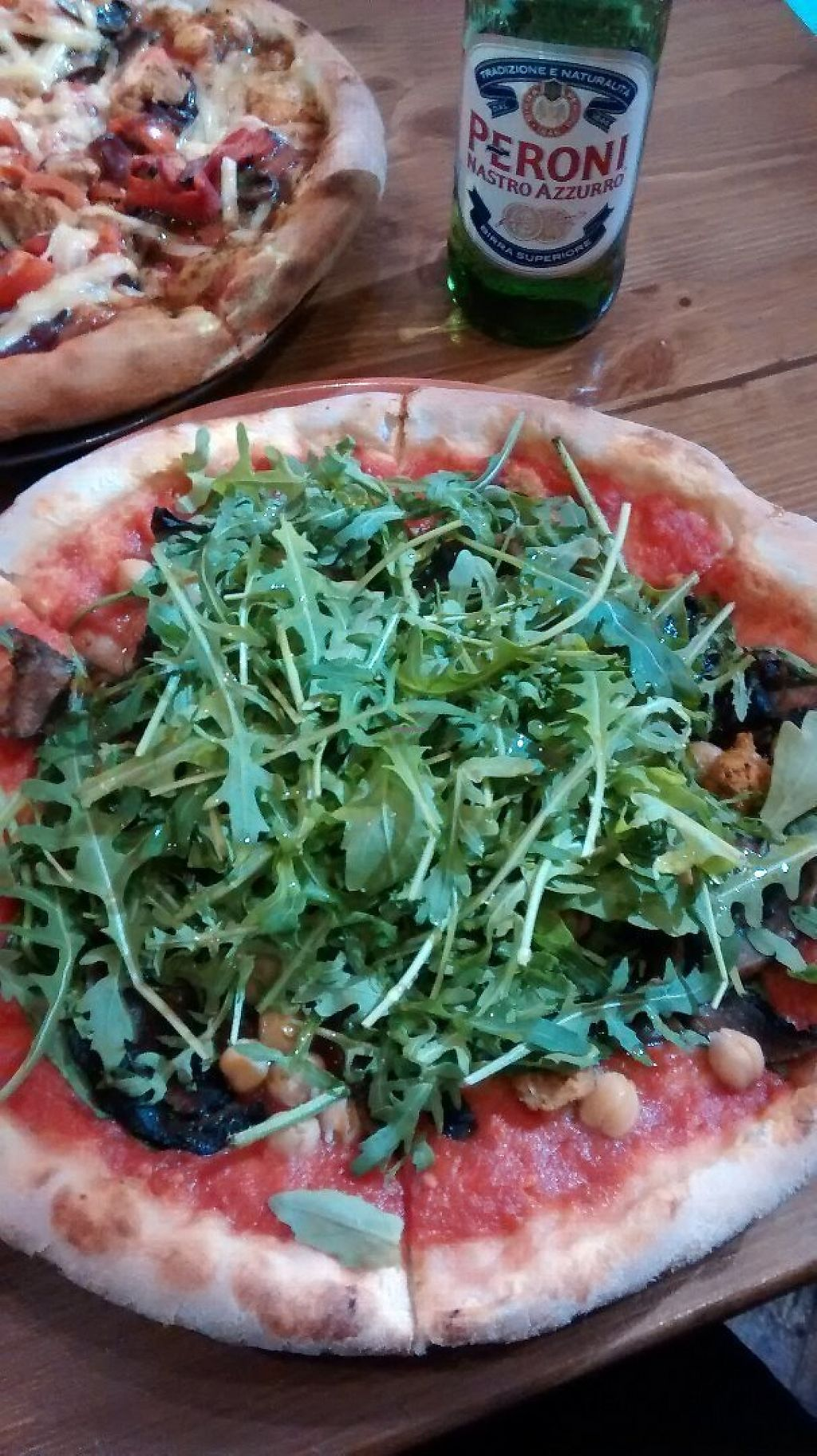 """Photo of Aperitivo  by <a href=""""/members/profile/BlisterBlue"""">BlisterBlue</a> <br/>Pizza with chickpeas, OMG!!!! <br/> December 22, 2016  - <a href='/contact/abuse/image/84146/204103'>Report</a>"""