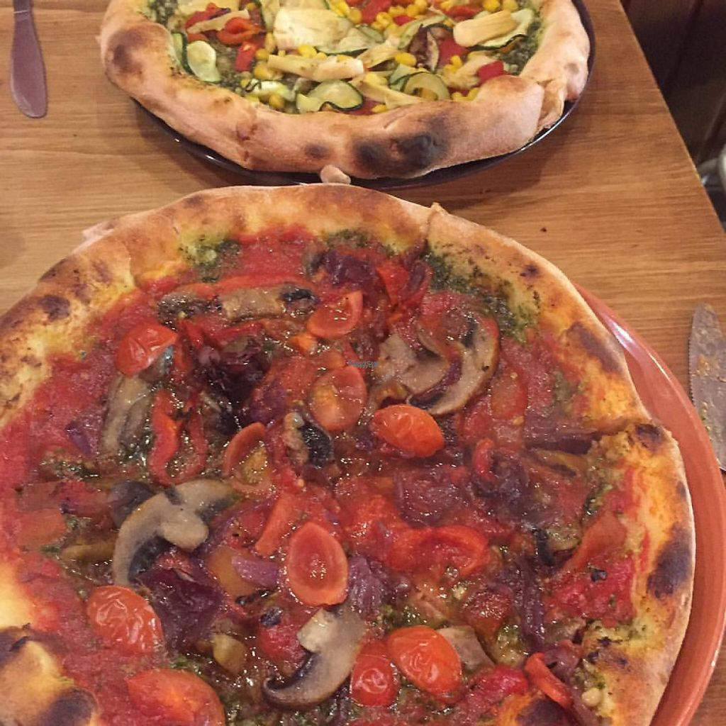 """Photo of Aperitivo  by <a href=""""/members/profile/HelenCaddick"""">HelenCaddick</a> <br/>Yummy pizza  <br/> January 15, 2017  - <a href='/contact/abuse/image/84146/212262'>Report</a>"""