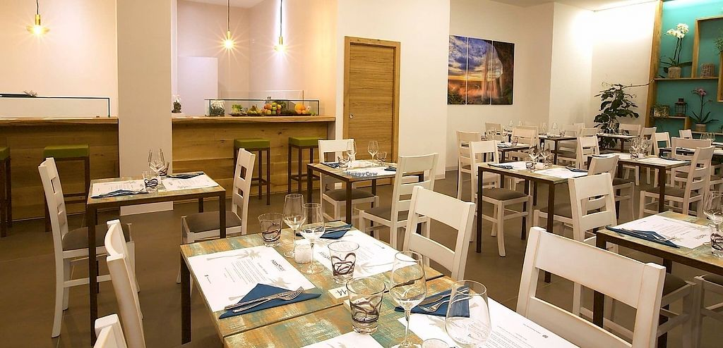 """Photo of HappyRaw Natural Restaurant  by <a href=""""/members/profile/HappyRawFaenza"""">HappyRawFaenza</a> <br/>HappyRaw Natural Restaurant <br/> December 19, 2016  - <a href='/contact/abuse/image/84156/202884'>Report</a>"""