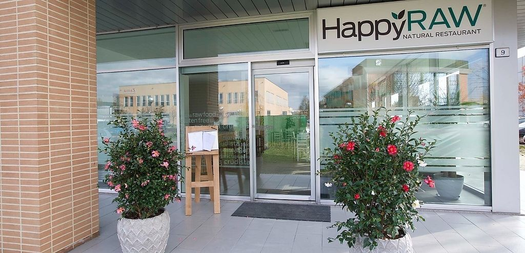 """Photo of HappyRaw Natural Restaurant  by <a href=""""/members/profile/HappyRawFaenza"""">HappyRawFaenza</a> <br/>HappyRaw - Fine & Raw Food Natural Restaurant <br/> December 19, 2016  - <a href='/contact/abuse/image/84156/202885'>Report</a>"""