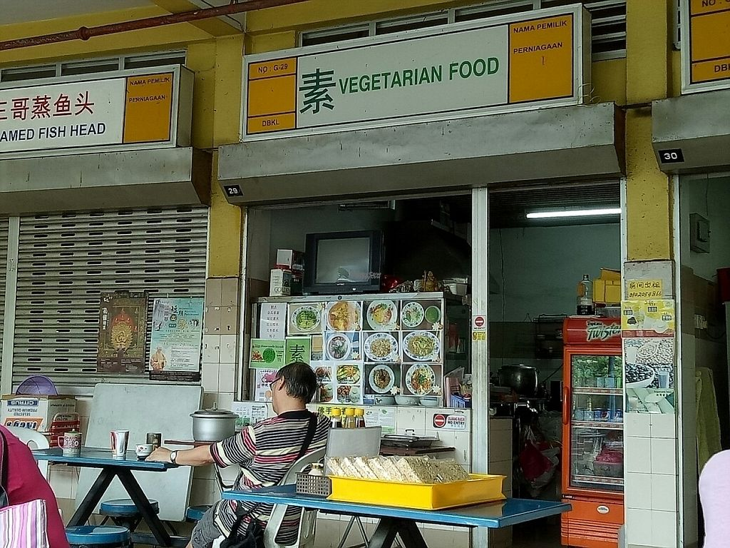 "Photo of Vegetarian Stalls - Jalan Desa Aman  by <a href=""/members/profile/CheeLeongLee"">CheeLeongLee</a> <br/>Stall 29 <br/> December 21, 2016  - <a href='/contact/abuse/image/84185/203305'>Report</a>"