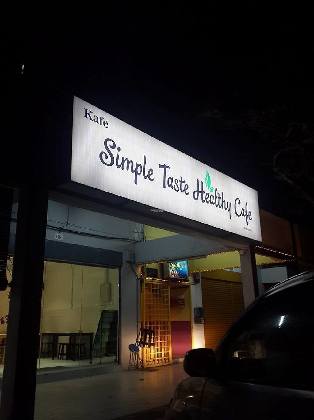 Photo of Simple Taste Healthy Cafe  by Raphael_Dane <br/>View of restaurant from outside <br/> December 20, 2016  - <a href='/contact/abuse/image/84194/203156'>Report</a>