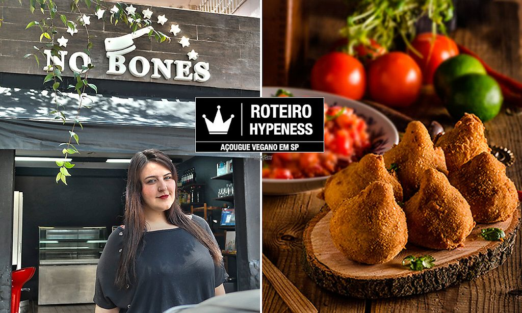 """Photo of No Bones - The Vegan Butcher Shop  by <a href=""""/members/profile/engcamila"""">engcamila</a> <br/>Vegan Butcher Shop - No Bones <br/> December 20, 2016  - <a href='/contact/abuse/image/84198/203200'>Report</a>"""