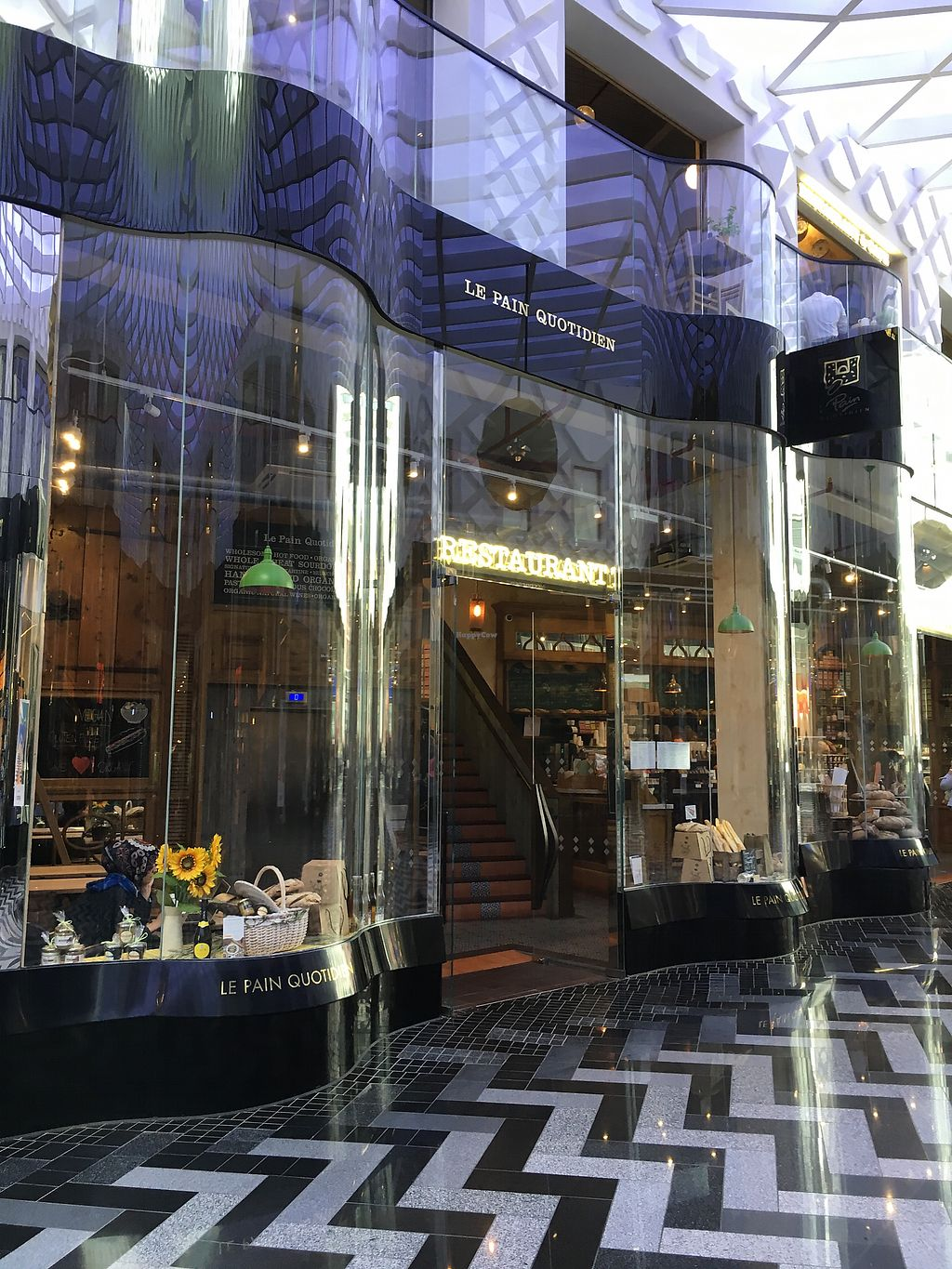 """Photo of Le Pain Quotidien  by <a href=""""/members/profile/hack_man"""">hack_man</a> <br/>outside  <br/> August 5, 2017  - <a href='/contact/abuse/image/84214/289169'>Report</a>"""