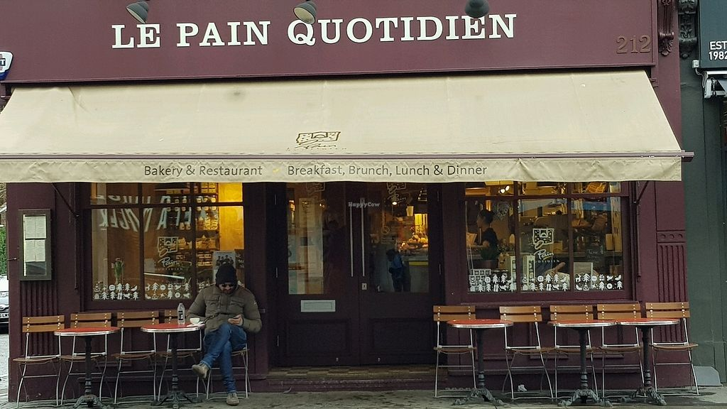 "Photo of Le Pain Quotidien - Fulham Rd  by <a href=""/members/profile/jollypig"">jollypig</a> <br/>Outsider  <br/> March 4, 2018  - <a href='/contact/abuse/image/84217/366596'>Report</a>"