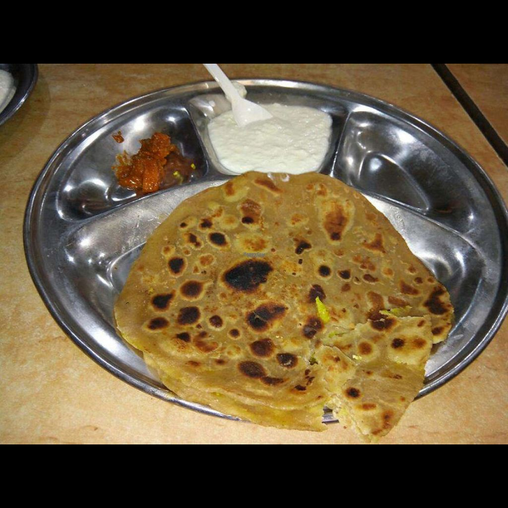 """Photo of Balwant Singh's Eating House  by <a href=""""/members/profile/AnandGoyal"""">AnandGoyal</a> <br/>paratha <br/> December 21, 2016  - <a href='/contact/abuse/image/84264/203340'>Report</a>"""
