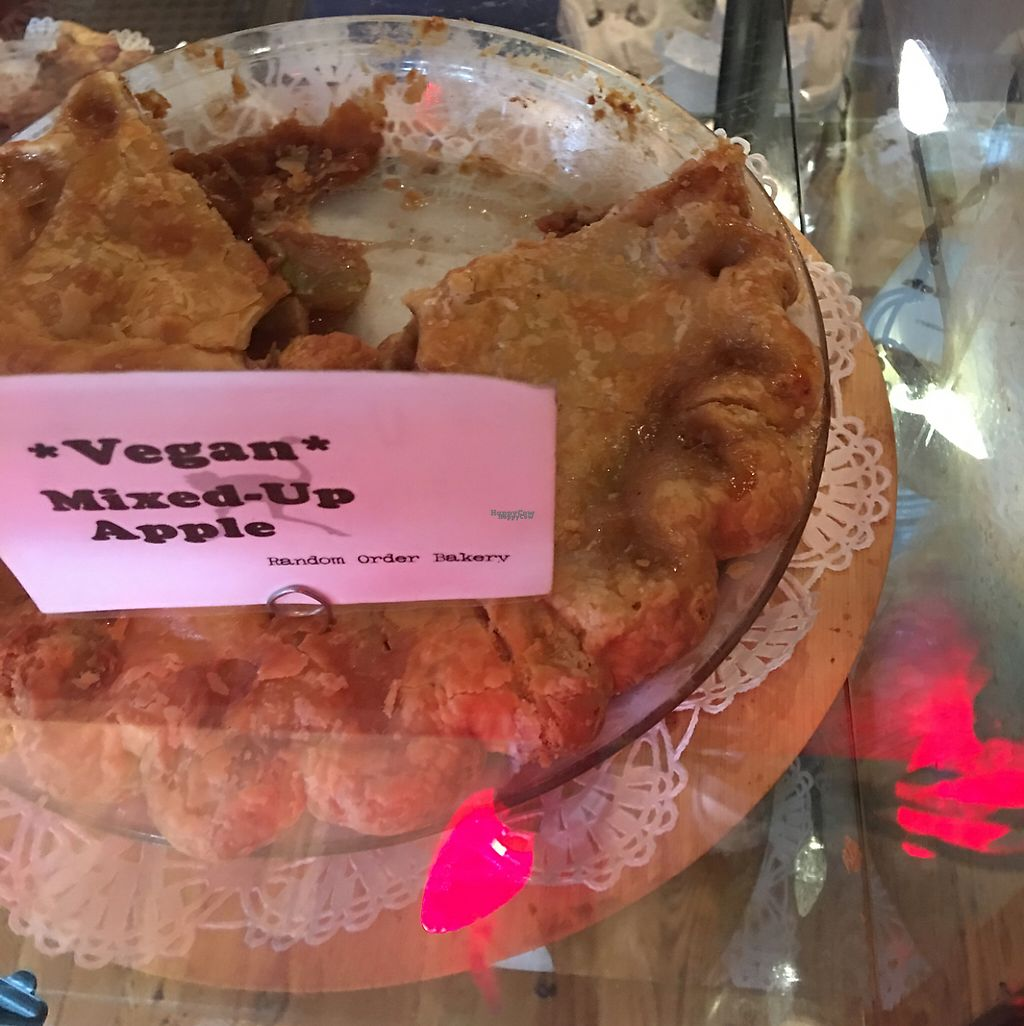 """Photo of Random Order Pie Bar  by <a href=""""/members/profile/Arthousebill"""">Arthousebill</a> <br/>house specialty! <br/> February 14, 2017  - <a href='/contact/abuse/image/84269/226557'>Report</a>"""