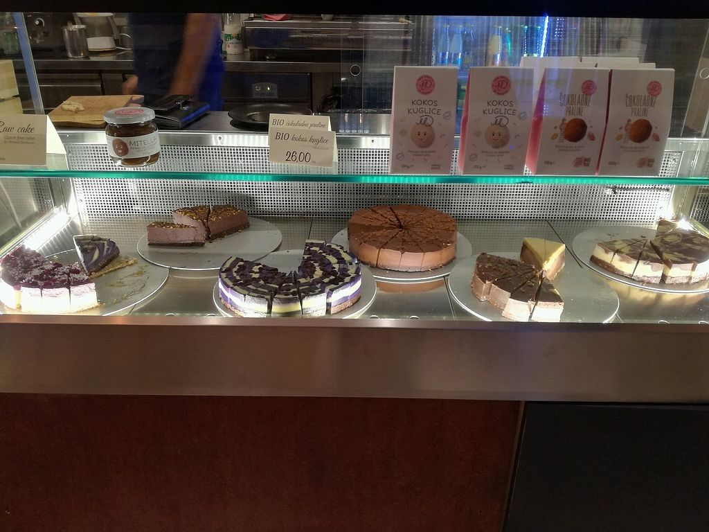 """Photo of Coffe&Cake  by <a href=""""/members/profile/NatachaDeSousa"""">NatachaDeSousa</a> <br/>raw vegan cakes <br/> October 19, 2017  - <a href='/contact/abuse/image/84304/316589'>Report</a>"""