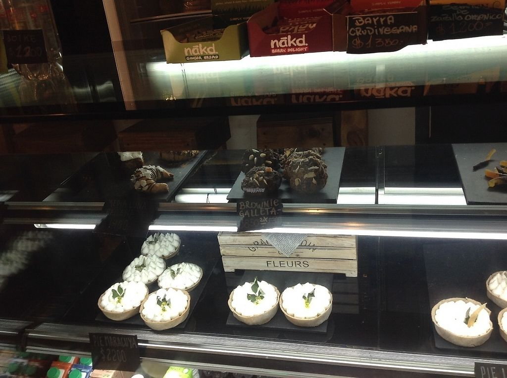 """Photo of CLOSED: La Vegetal  by <a href=""""/members/profile/Arlen"""">Arlen</a> <br/>Homemade Vegan Pies and Pastries <br/> February 6, 2017  - <a href='/contact/abuse/image/84309/223688'>Report</a>"""