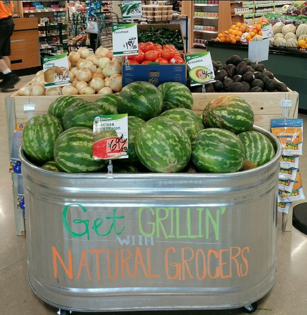 """Photo of Natural Grocers - NW Military Hwy  by <a href=""""/members/profile/community"""">community</a> <br/>Natural Grocers is a health food store in San Antonio, Texas, USA.  <br/> January 24, 2017  - <a href='/contact/abuse/image/84347/215602'>Report</a>"""