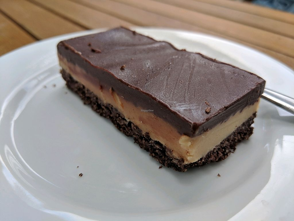 """Photo of Brown Sugar Cafe  by <a href=""""/members/profile/jesse558"""">jesse558</a> <br/>Peanut butter slice <br/> February 22, 2018  - <a href='/contact/abuse/image/84363/362305'>Report</a>"""