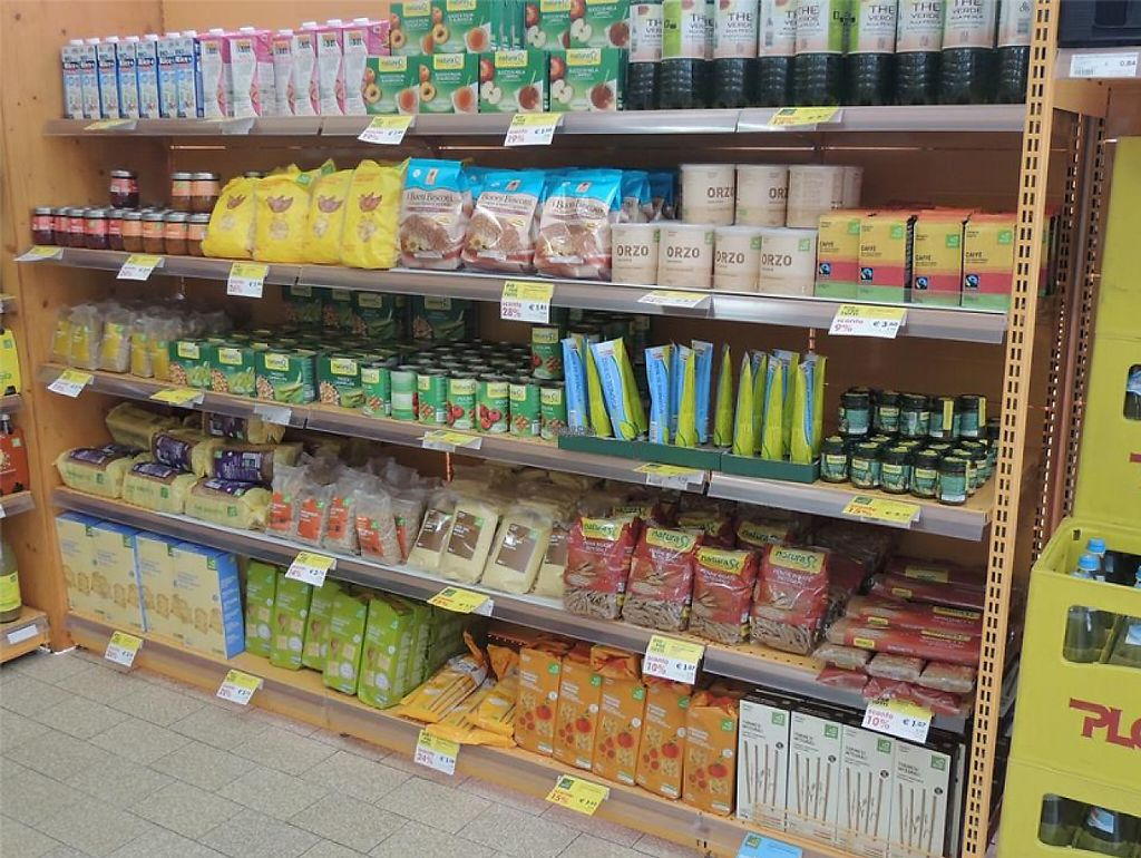 """Photo of NaturaSi - Copparo  by <a href=""""/members/profile/community"""">community</a> <br/>NaturaSi is a grocery store in Copparo, Ferrara, Italy.   <br/> January 24, 2017  - <a href='/contact/abuse/image/84370/216082'>Report</a>"""