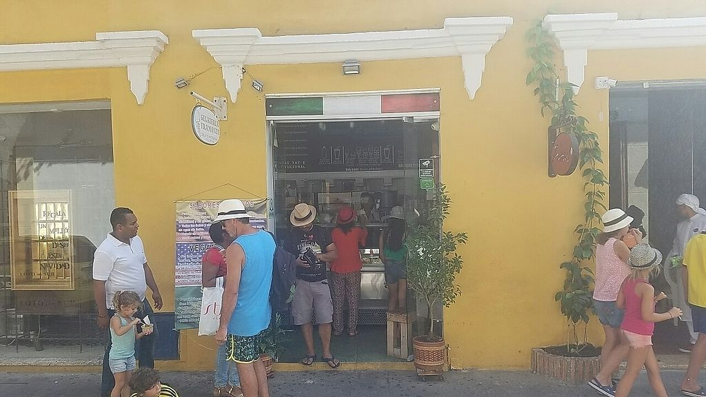 """Photo of Gelateria Tramonti  by <a href=""""/members/profile/kenvegan"""">kenvegan</a> <br/>outside <br/> January 30, 2017  - <a href='/contact/abuse/image/84373/219634'>Report</a>"""