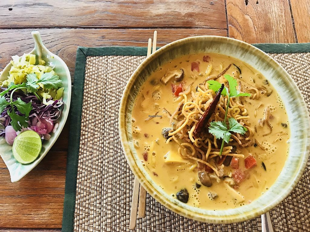 "Photo of Reform Kafe  by <a href=""/members/profile/Madzison"">Madzison</a> <br/>North Thailand noodle soup <br/> February 15, 2018  - <a href='/contact/abuse/image/84403/359665'>Report</a>"