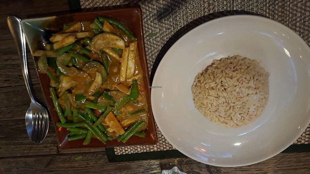 "Photo of Reform Kafe  by <a href=""/members/profile/LauraHolton"">LauraHolton</a> <br/>Coconut shoot stirfry <br/> March 28, 2018  - <a href='/contact/abuse/image/84403/377143'>Report</a>"