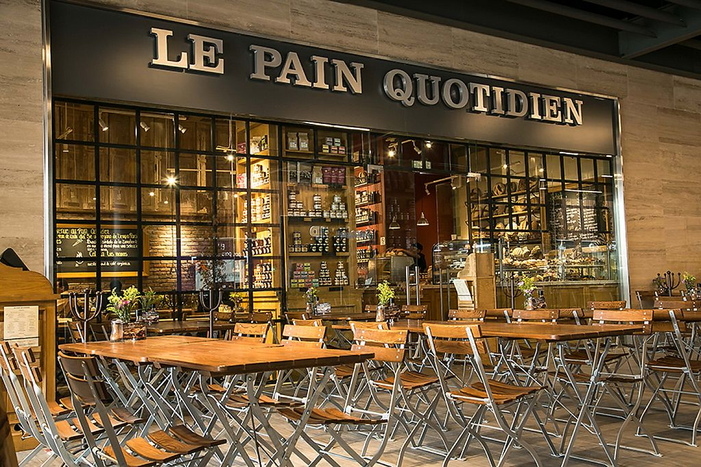 """Photo of Le Pain Quotidien - Miyana  by <a href=""""/members/profile/community"""">community</a> <br/>Le Pain Quotidien - Miyana is located within the proudly Mexican high-tech real estate project in the heart of Polanco <br/> January 24, 2017  - <a href='/contact/abuse/image/84405/216110'>Report</a>"""