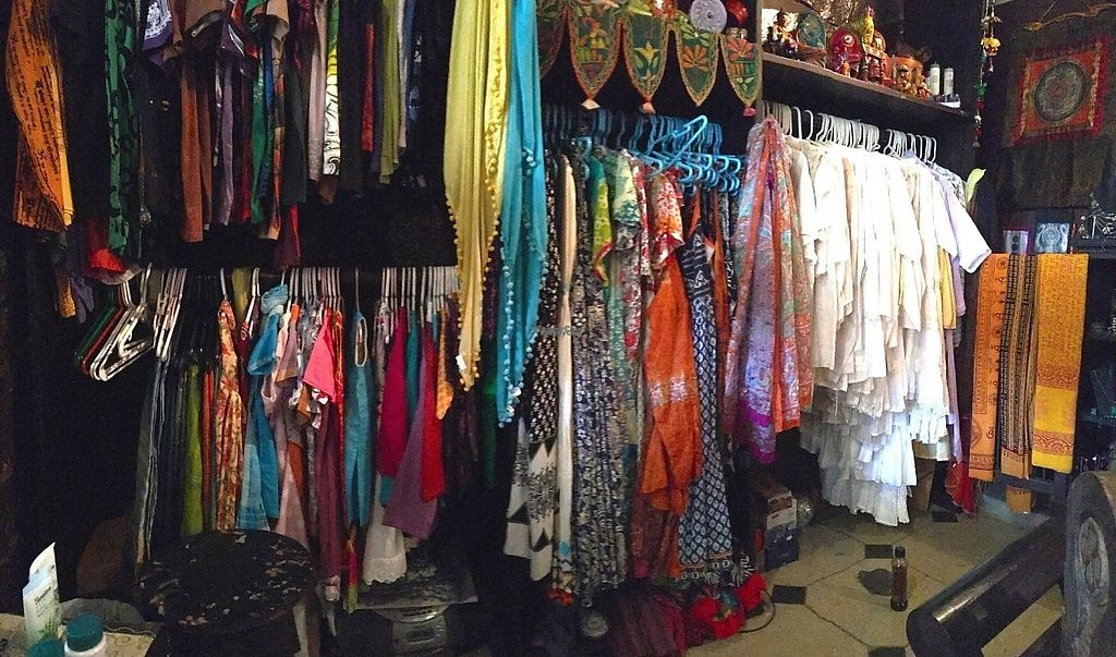 """Photo of El Jardin de Bhakti  by <a href=""""/members/profile/BhaktiHouse"""">BhaktiHouse</a> <br/>Bhakti is a store with clothes and crafts imported from India and a space that serves alternative healthy dinners <br/> December 24, 2016  - <a href='/contact/abuse/image/84417/204376'>Report</a>"""