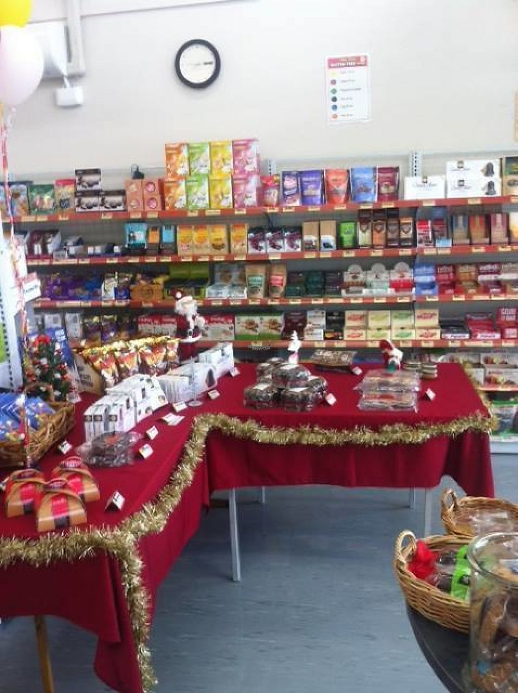 """Photo of Gluten & Allergy Free Shop  by <a href=""""/members/profile/AvrilTkd"""">AvrilTkd</a> <br/>The part of the shop! <br/> December 30, 2016  - <a href='/contact/abuse/image/84432/206370'>Report</a>"""