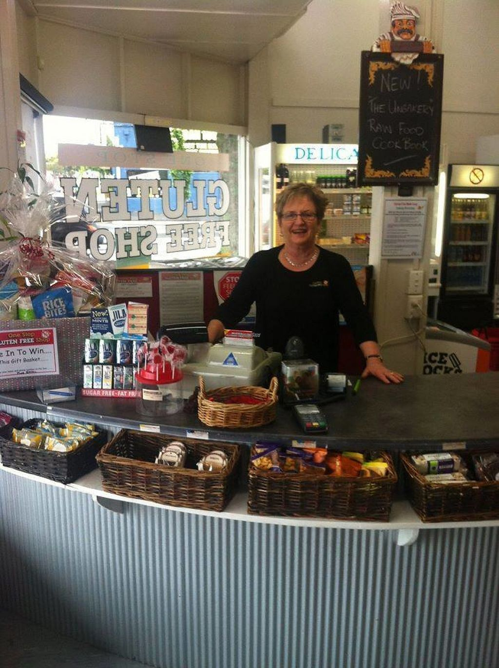 """Photo of Gluten & Allergy Free Shop  by <a href=""""/members/profile/AvrilTkd"""">AvrilTkd</a> <br/>The owner herself! <br/> December 30, 2016  - <a href='/contact/abuse/image/84432/206371'>Report</a>"""