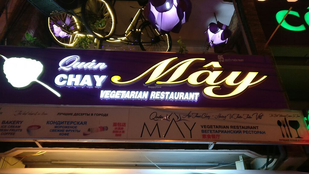 """Photo of May Quan Chay  by <a href=""""/members/profile/Mila_61"""">Mila_61</a> <br/>May vegetarian restaurant <br/> October 21, 2017  - <a href='/contact/abuse/image/84449/317236'>Report</a>"""