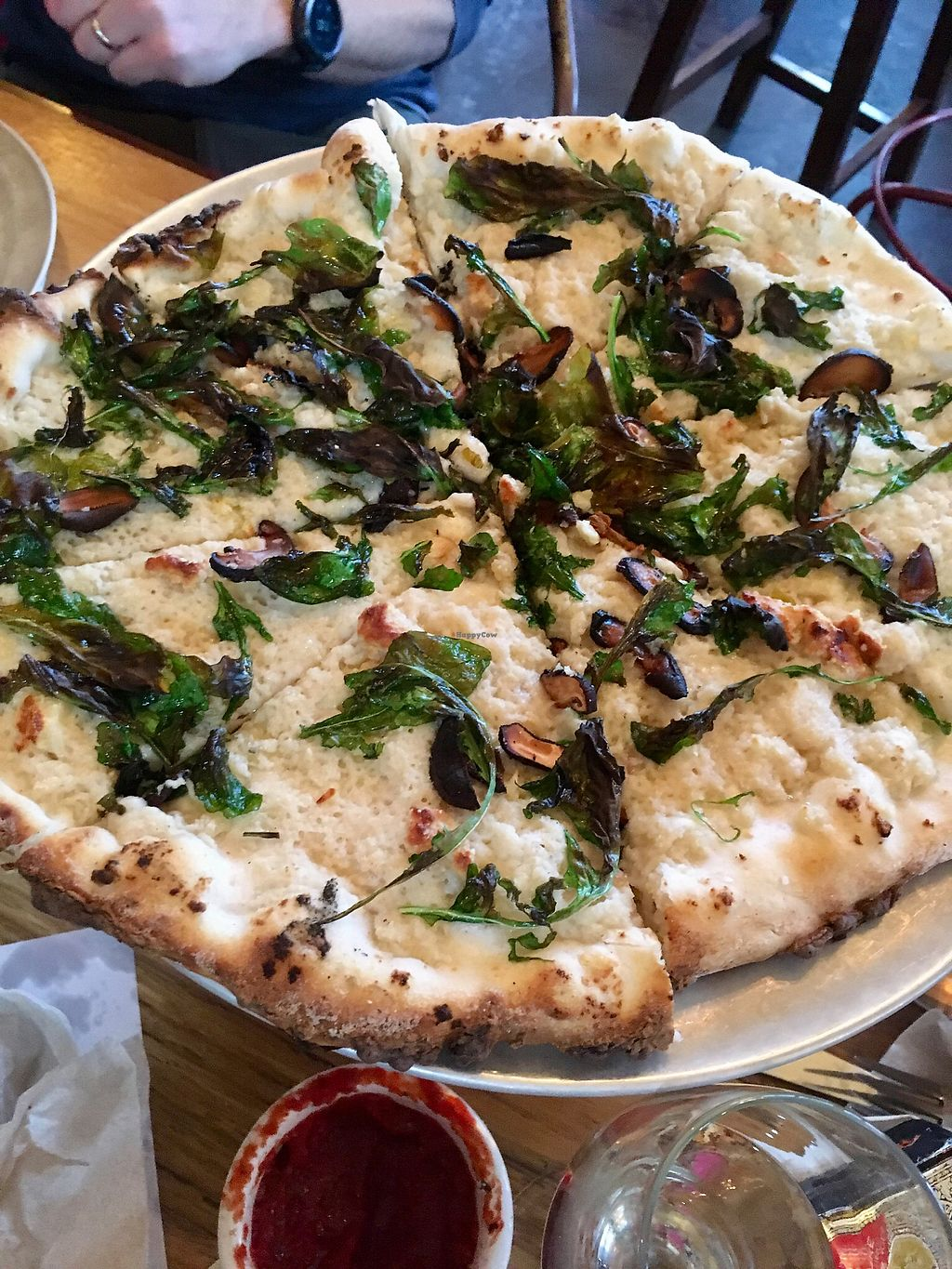 "Photo of Piante Pizzeria  by <a href=""/members/profile/Jennbikk"">Jennbikk</a> <br/>White pie. My new favorite!!  <br/> April 14, 2018  - <a href='/contact/abuse/image/84461/385495'>Report</a>"