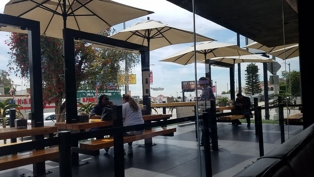 """Photo of Trejo's Tacos - Miracle Mile  by <a href=""""/members/profile/kenvegan"""">kenvegan</a> <br/>outside <br/> April 17, 2017  - <a href='/contact/abuse/image/84468/249427'>Report</a>"""