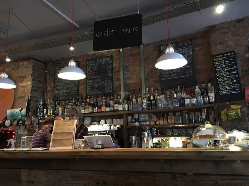 """Photo of The Fossgate Social  by <a href=""""/members/profile/hack_man"""">hack_man</a> <br/>the bar area  <br/> December 24, 2016  - <a href='/contact/abuse/image/84475/204523'>Report</a>"""