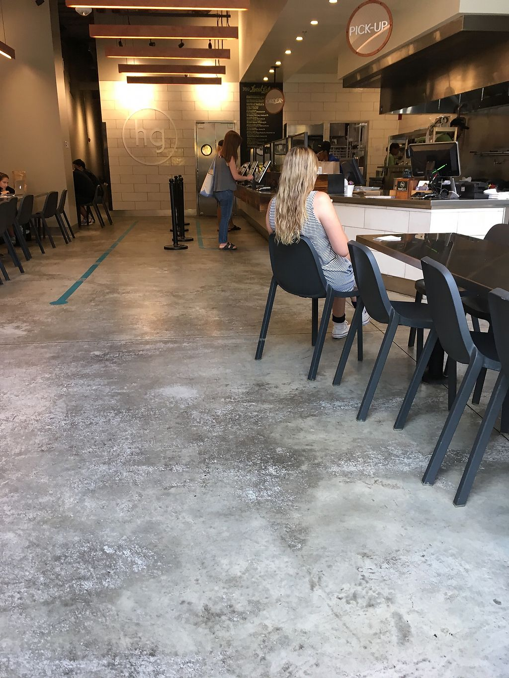 "Photo of honeygrow - St Paul  by <a href=""/members/profile/nardanddee"">nardanddee</a> <br/>Interior <br/> September 17, 2017  - <a href='/contact/abuse/image/84526/305404'>Report</a>"