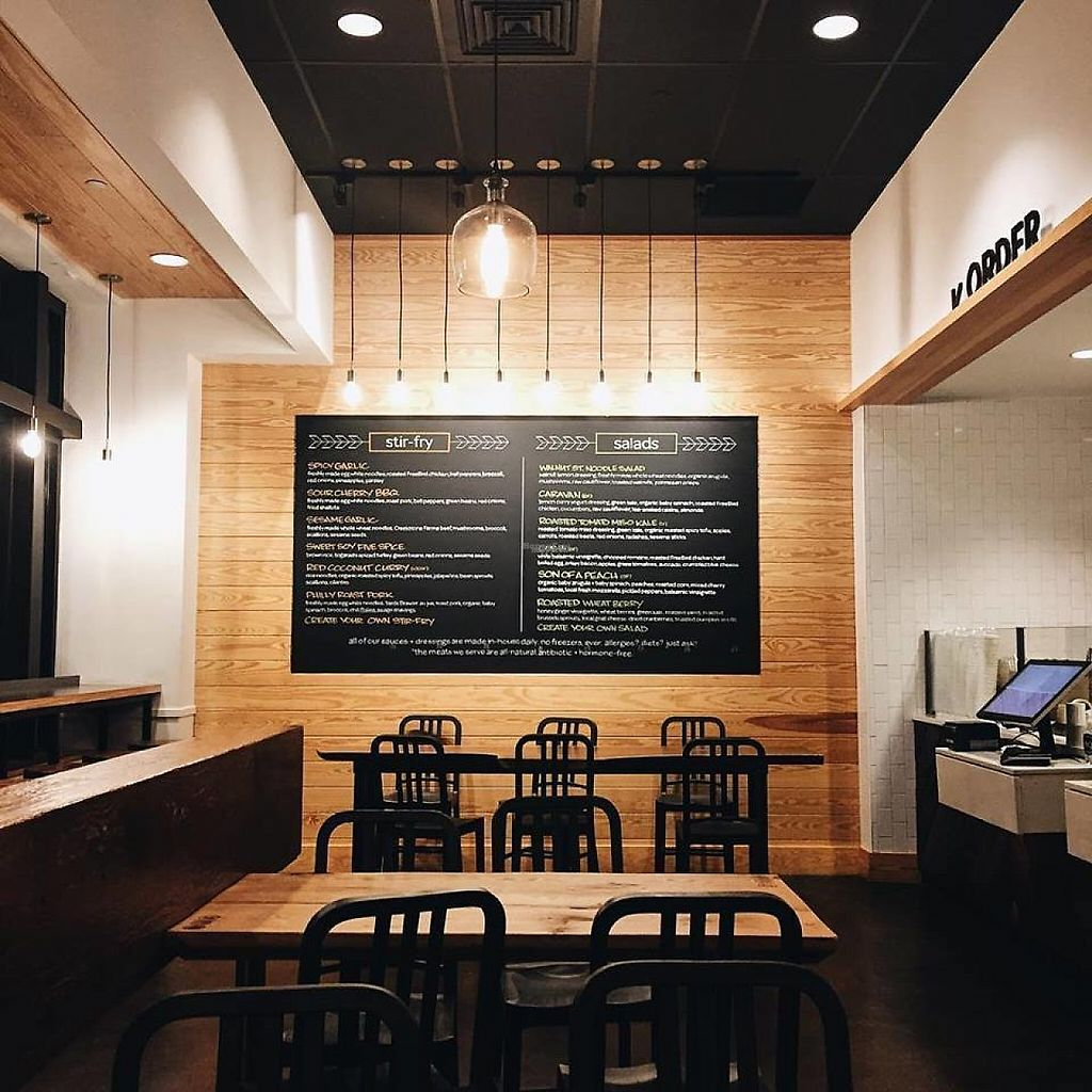 """Photo of honeygrow  by <a href=""""/members/profile/community"""">community</a> <br/>Inside Honeygrow <br/> January 3, 2017  - <a href='/contact/abuse/image/84528/207424'>Report</a>"""