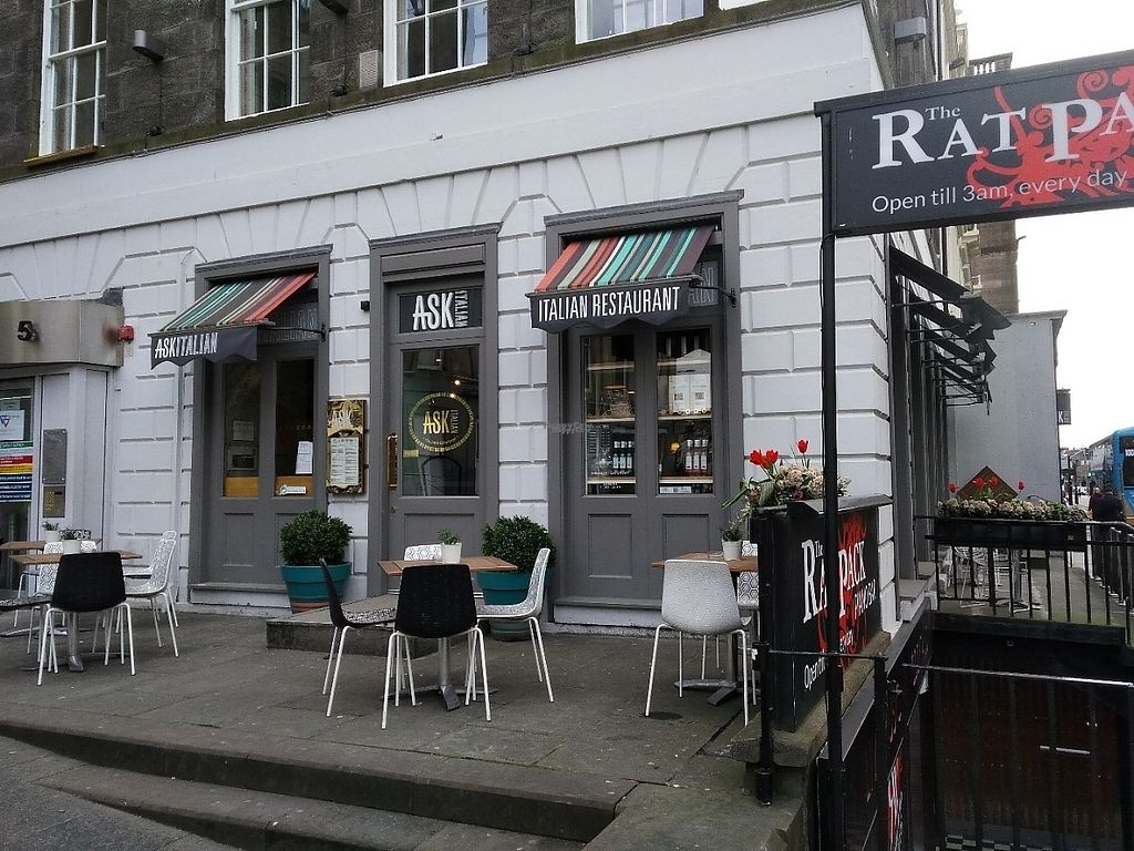 """Photo of Ask Italian  by <a href=""""/members/profile/Ryecatcher"""">Ryecatcher</a> <br/>Entrance seen from street <br/> April 4, 2017  - <a href='/contact/abuse/image/84553/244796'>Report</a>"""