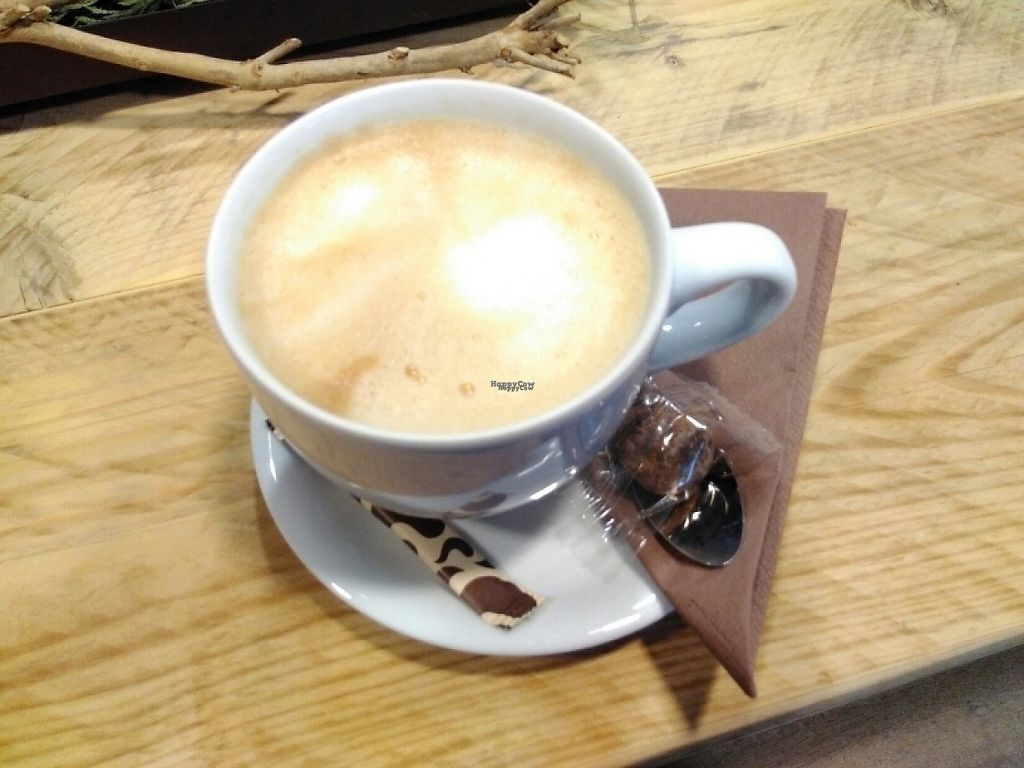"""Photo of Artechino  by <a href=""""/members/profile/AchimGuldner"""">AchimGuldner</a> <br/>Coffee with oat milk <br/> December 27, 2016  - <a href='/contact/abuse/image/84554/205333'>Report</a>"""