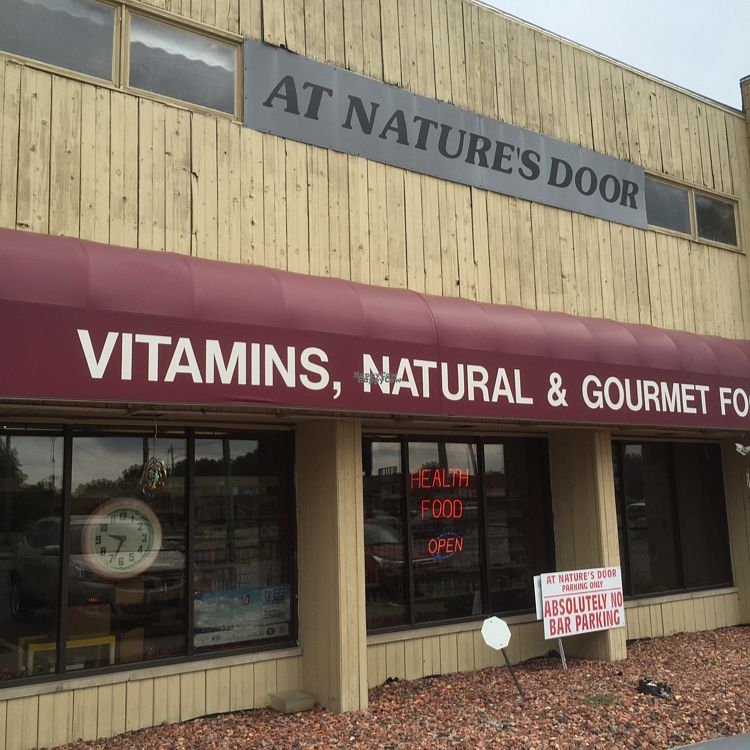 "Photo of At Nature's Door  by <a href=""/members/profile/happycowgirl"">happycowgirl</a> <br/>storefront <br/> September 1, 2016  - <a href='/contact/abuse/image/8456/172944'>Report</a>"