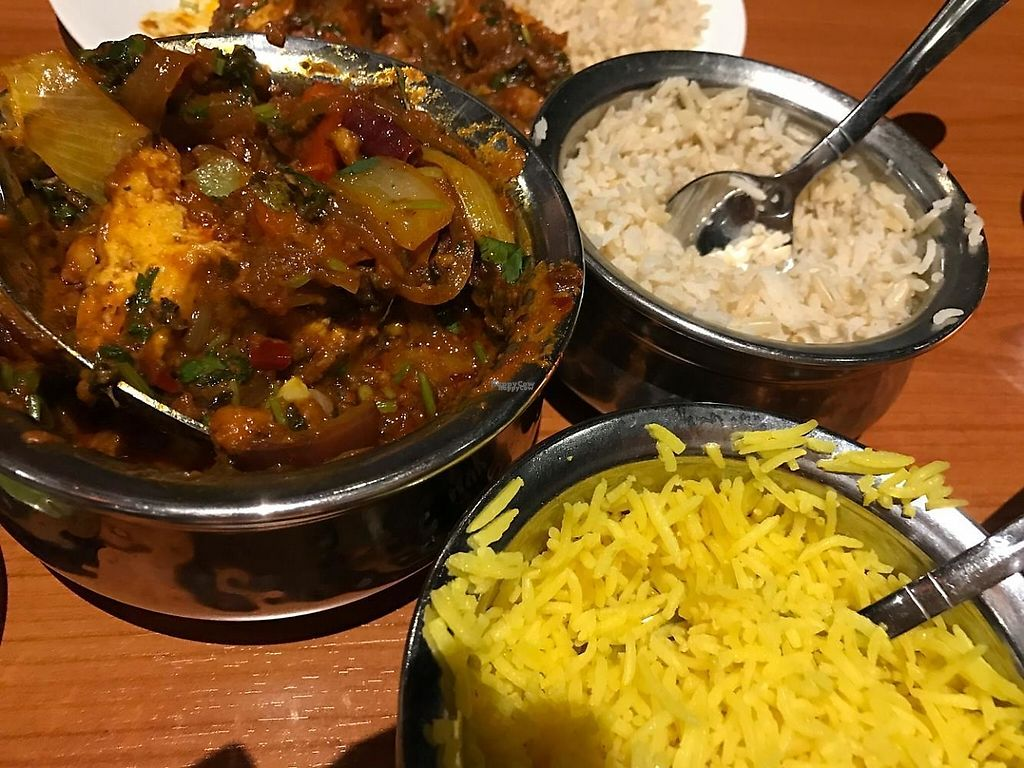 """Photo of Ambrosia India Bistro  by <a href=""""/members/profile/Conniemm"""">Conniemm</a> <br/> _ <br/> December 31, 2016  - <a href='/contact/abuse/image/84578/206652'>Report</a>"""