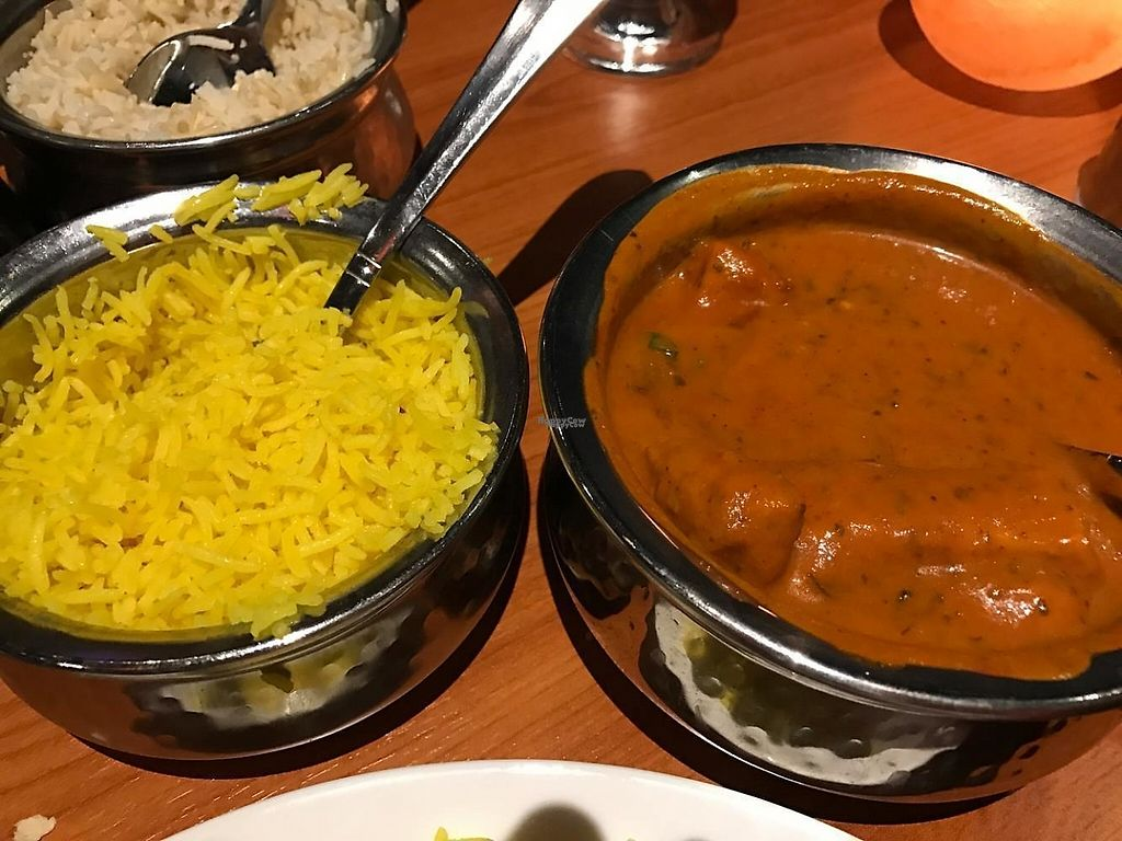 """Photo of Ambrosia India Bistro  by <a href=""""/members/profile/Conniemm"""">Conniemm</a> <br/> _ <br/> December 31, 2016  - <a href='/contact/abuse/image/84578/206654'>Report</a>"""