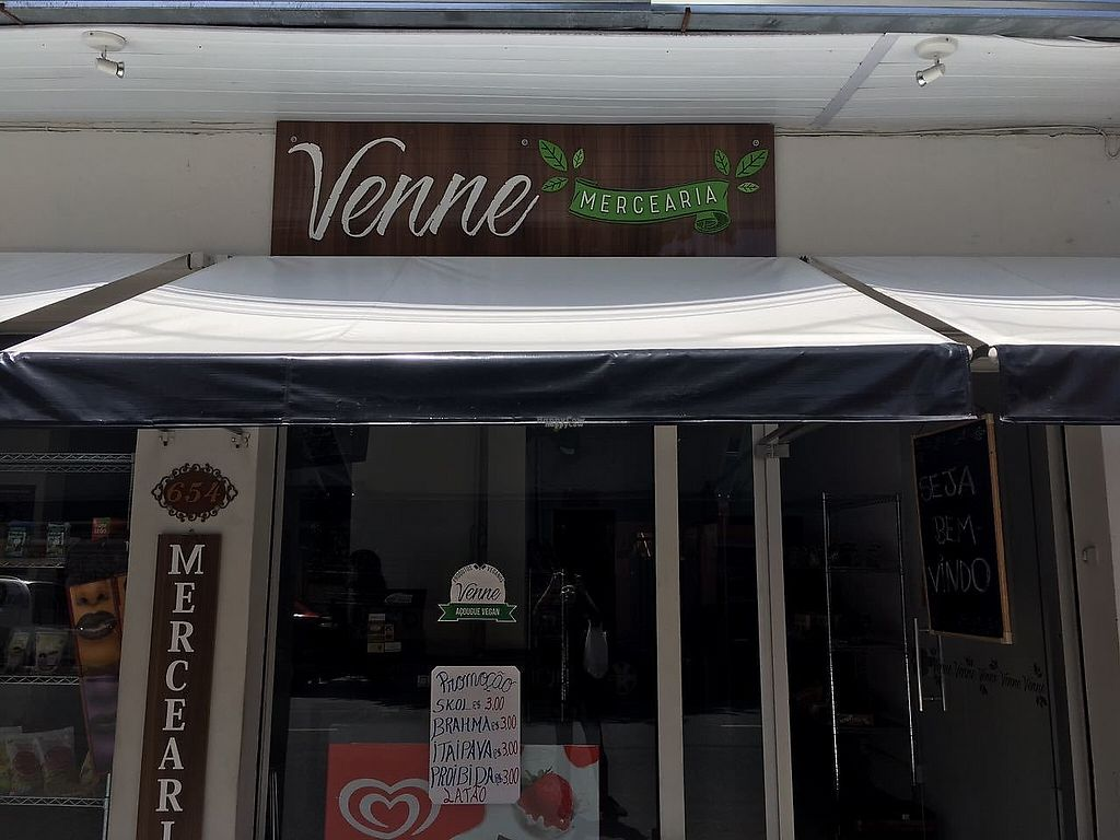 """Photo of Venne Mercearia   by <a href=""""/members/profile/vegan_ryan"""">vegan_ryan</a> <br/>Exterior <br/> March 11, 2017  - <a href='/contact/abuse/image/84591/235237'>Report</a>"""